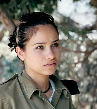 Soldatessa israeliana (Fonte: www.miliwoman.com)
